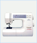 Janome Decor Excel 5024 - Naaimachines Fournitura Amsterdam