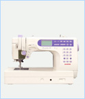 Janome Memory Craft 6500 P Naaimachine