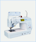 Janome Memory Craft 6600 P Naaimachine
