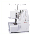 Bernina 700D - Overlockmachines Fournitura Amsterdam