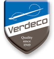 Verdeco Vouwgordijnen - Fournitura Amsterdam